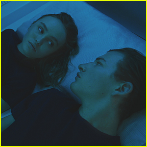 Lily-Rose Depp & Tye Sheridan Star In 'Voyagers' Official Trailer - Watch Now!