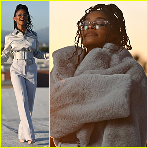Marsai Martin To Host Episode 2 of ABC's 'Soul of a Nation'!