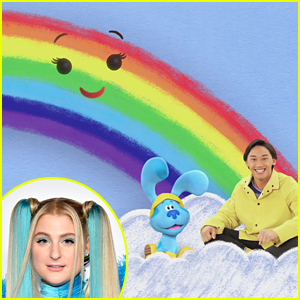 Meghan Trainor To Guest Star On 'Blue's Clues & You!' - Watch a Sneak Peek Clip!