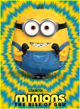 'Minions: The Rise of Gru' Release Gets Pushed Back Again, Moves to 2022