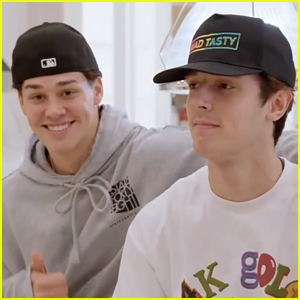 Noah Beck, Bryce Hall & More Are Starring In New Reality Show - Watch the Trailer!