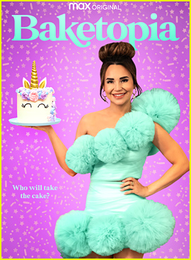 Rosanna Pansino To Host New HBO Max Baking Show 'Baketopia' - Watch The Trailer!