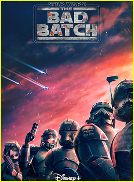 'Star Wars' Teases New Series 'The Bad Batch' With Just Released Trailer!