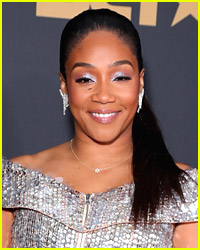 Tiffany Haddish Had the Best & Sweetest Reaction To Her Grammys Win