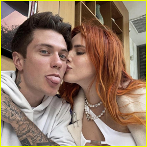 Bella Thorne Gives Fiance Benjamin Mascolo His Own Engagement Ring!