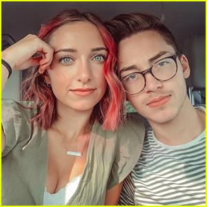 YouTuber Bailey McKnight Gets Engaged To Longtime Boyfriend Asa Howard!
