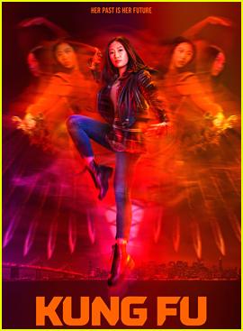 The CW's New Groundbreaking Series 'Kung Fu' Premieres Tonight - Sneak Peek!
