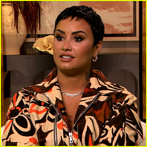 Demi Lovato Talks The Struggles of Growing Up a Child Star
