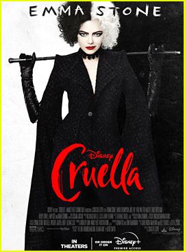 Disney Drops New 'Cruella' Trailer & Poster - Check It Out!
