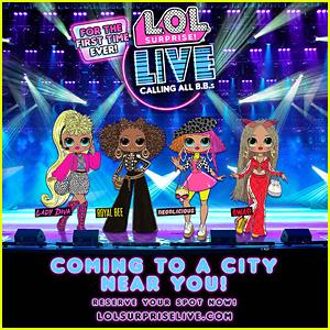 L.O.L. Surprise Announces Massive United States Tour!