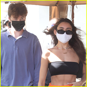 Madison Beer & Nick Austin Step Out For Lunch Date - See the New Photos!