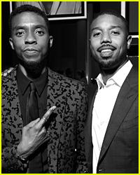 Michael B Jordan Shares His Reaction to 'Black Panther' Co-Star Chadwick Boseman Not Winning The Oscar