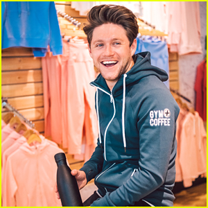 Niall Horan Announces Investment In Irish Athleisure Company Gym+Coffee