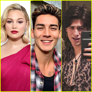 Olivia Holt, Chance Perez & LILHUDDY - New Music Friday 4/2!
