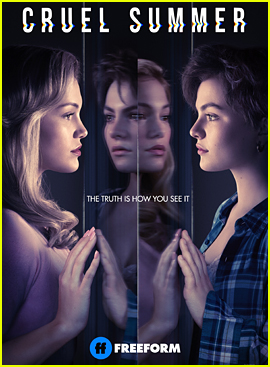 Olivia Holt, Froy Gutierrez & More Star In New 'Cruel Summer' First Look Photos & Teaser Clips!