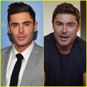 Social Media Can't Stop Talking About Zac Efron's 'New Face'