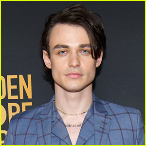 Thomas Doherty Reveals Past Jobs & Which One Was 'F-ing Great'