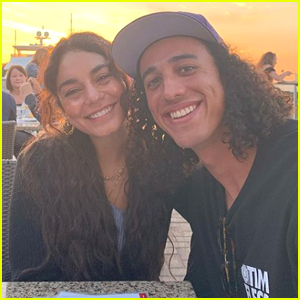 Vanessa Hudgens Reveals How She Met Her Boyfriend Cole Tucker!