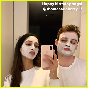 Yasmin Wijnaldum Shares Cute Photo For Beau Thomas Doherty's Birthday