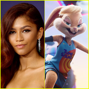Zendaya Joins 'Space Jam: A New Legacy' Cast as Lola Bunny - Watch the Trailer!
