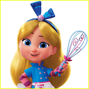 Disney Junior Announces New 'Alice In Wonderland' Inspired Baking Series!