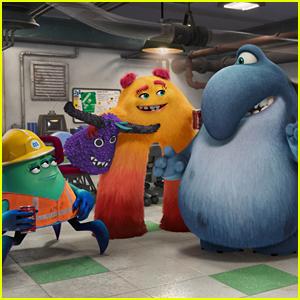 Disney+ Shares First Sneak Peek at New 'Monsters, Inc' Series 'Monsters At Work'