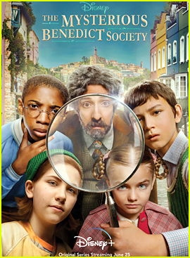 Disney+ Premieres Trailer For New Show 'The Mysterious Benedict Society'