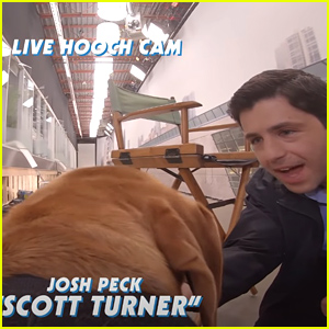 Disney+ Reveals First Look at Josh Peck's Upcoming Series 'Turner & Hooch'