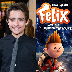 Fuller House's Elias Harger Stars In Exclusive Clip From New Movie 'Felix & The Hidden Treasure'