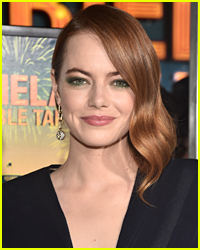 Emma Stone Remembers Accepting Her Oscar From Her Childhood Crush