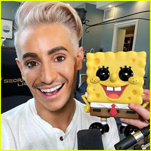 Frankie Grande To Co-Host 'SpongeBob Squarepants' Recap Podcast!