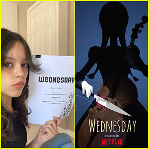 Jenna Ortega Cast as Wednesday Addams In Live Action Netflix Series!