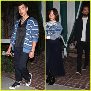 Joe Jonas Reunited With DNCE Band Mates In LA This Week!