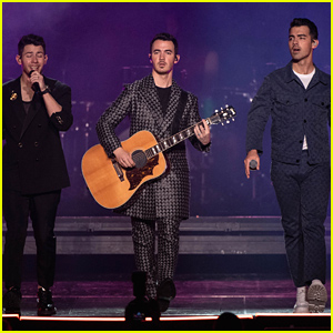 Jonas Brothers Team With Marshmello For 'Leave Before You Love Me' - Listen Now!