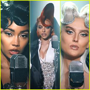Little Mix Serve Stunning Looks In 'Heartbreak Anthem' Music Video - Watch!