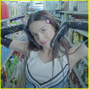 Olivia Rodrigo's New 'good 4 u' Music Video Brings the Nostalgia - Watch Now!