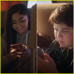 Sofi Friend Zones Evan In This Exclusive 'The Mighty Ducks: Game Changers' Clip