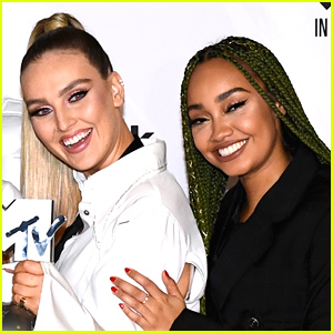 This Is How Perrie Edwards Found Out Leigh-Anne Pinnock Was Also Pregnant!