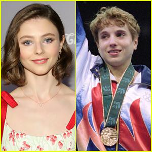 Thomasin McKenzie to Portray Olympic Gymnast Kerri Strug In New Biopic