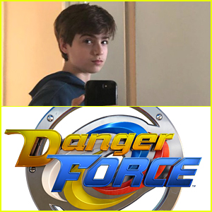 Sasha Cohen Cast In 'Danger Force,' Makes History For Nickelodeon!