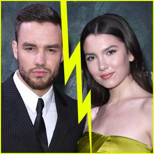 Liam Payne Confirms He & Maya Henry Have Broken Up