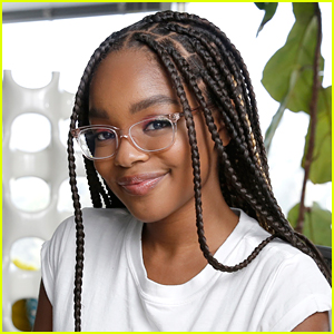 Marsai Martin Is Filming a Bedroom Renovation Series For Discovery+!