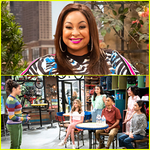 Raven Symone & 'Sydney to the Max' Cast Dish On New Episode About Microaggressions