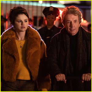 Selena Gomez Reveals Nickname Her 'Only Murders In The Building' Co-Star Martin Short Gave Her