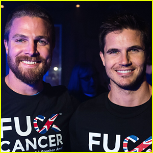 Stephen & Robbie Amell To Return For 'Code 8' Sequel!