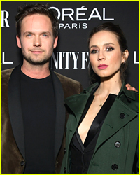Troian Bellisario Didn't Quite Make It Inside the Hospital For Baby No 2's Birth