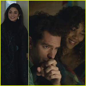 Vanessa Hudgens, Alexandra Shipp & Andrew Garfield Star In 'tick, tick... BOOM!' Teaser Trailer