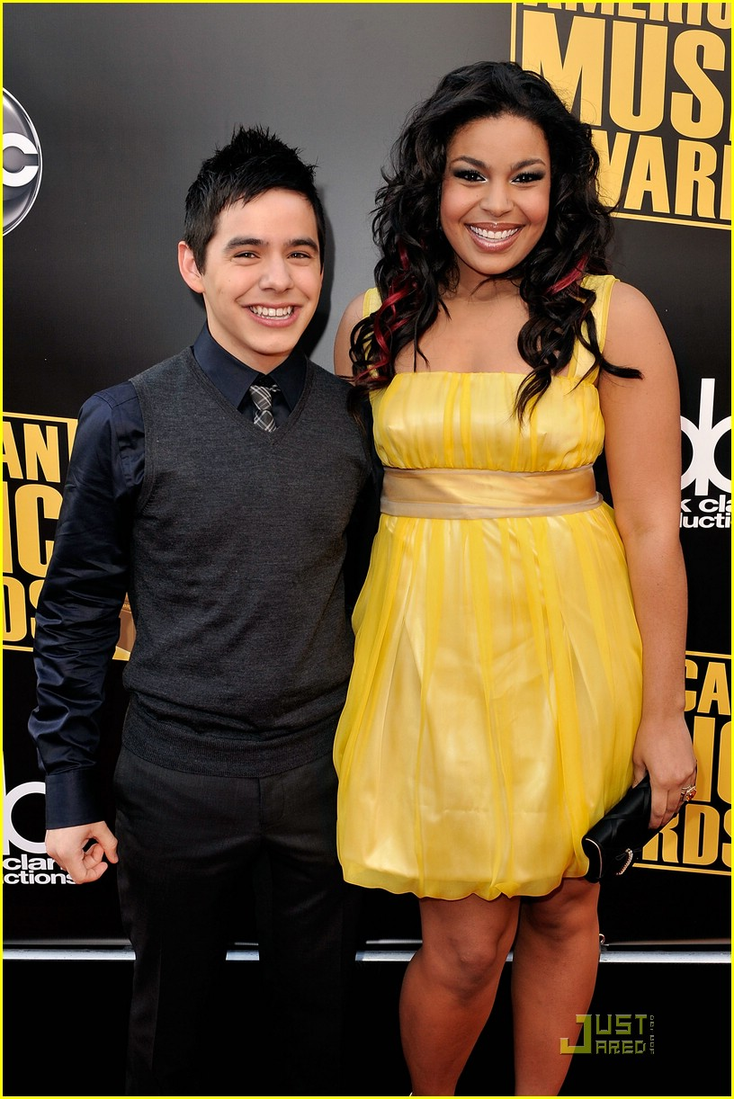 jordin sparks david archuleta ama awards 04