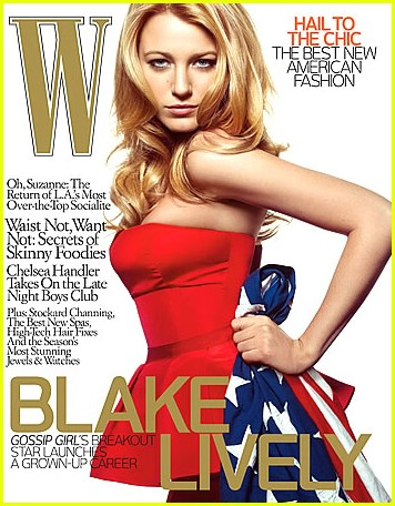 blake lively w magazine december 2008 05