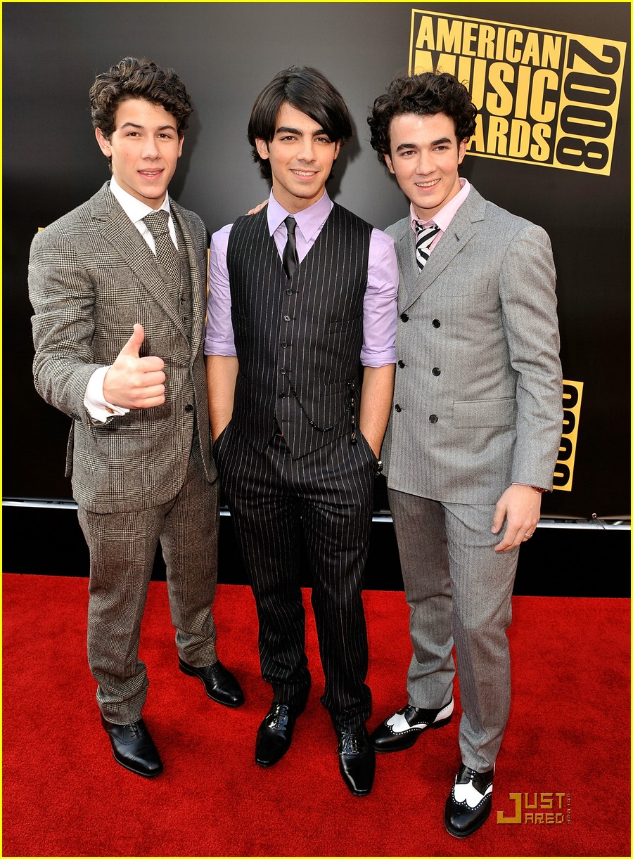 jonas brothers ama awards 01